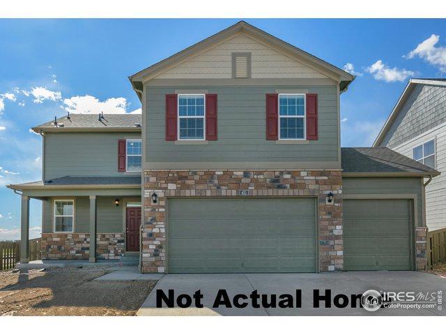 329 Jay Ave, Severance, CO 80550 (MLS #875631) :: Kittle Real Estate