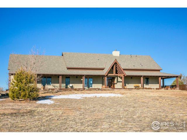 16487 Ledyard Rd, Platteville, CO 80651 (MLS #875632) :: 8z Real Estate
