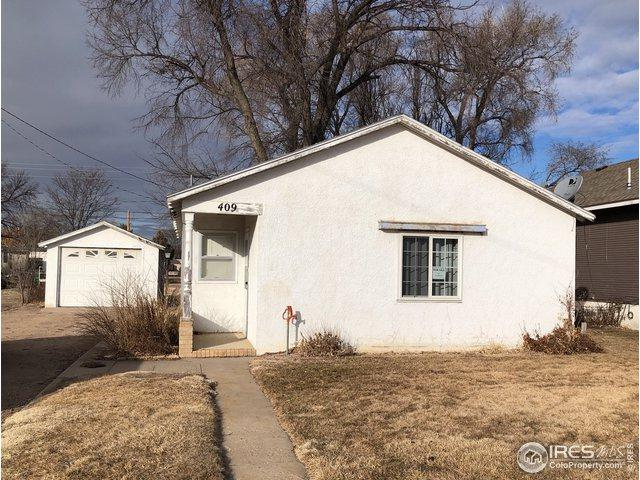 409 3rd St, Ovid, CO 80744 (MLS #875638) :: 8z Real Estate