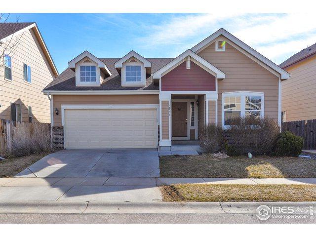 2738 Fairwater Dr, Fort Collins, CO 80524 (MLS #875639) :: Kittle Real Estate