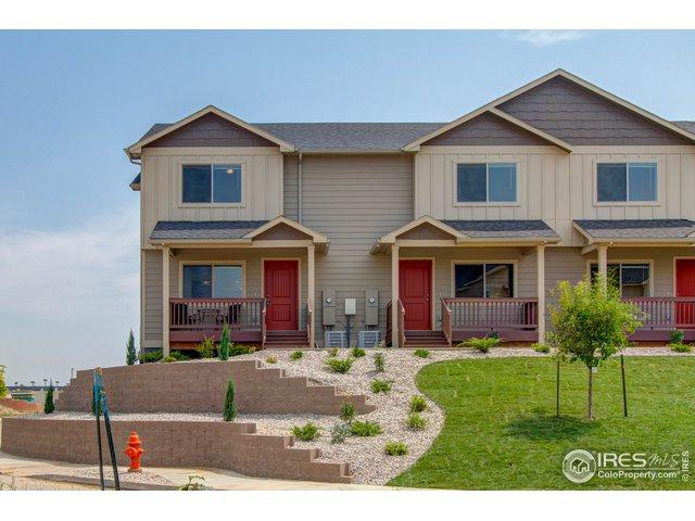 3660 25th St #703, Greeley, CO 80634 (MLS #875643) :: Kittle Real Estate