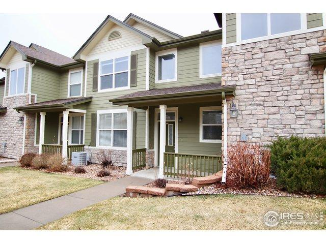 5551 W 29th St #613, Greeley, CO 80634 (MLS #875660) :: Tracy's Team
