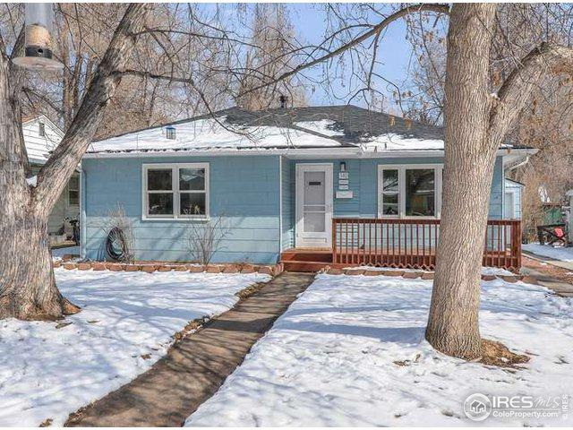 140 Fishback Ave, Fort Collins, CO 80521 (MLS #875663) :: Tracy's Team