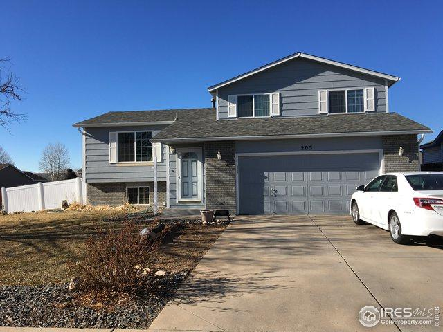 203 N 49th Ave Ct, Greeley, CO 80634 (MLS #875667) :: Tracy's Team
