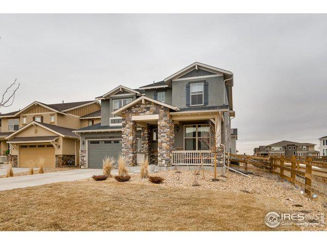 8692 Flattop St, Arvada, CO 80007 (MLS #875674) :: 8z Real Estate