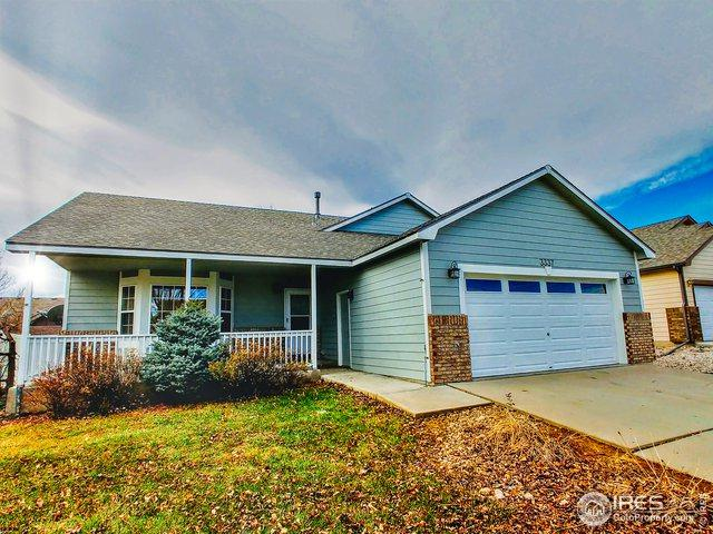 3337 Grenache St, Evans, CO 80634 (MLS #875696) :: Hub Real Estate