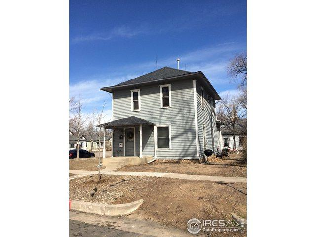 500 E Magnolia St, Fort Collins, CO 80524 (MLS #875721) :: J2 Real Estate Group at Remax Alliance