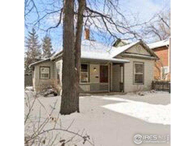 2326 Goss St, Boulder, CO 80302 (MLS #875722) :: 8z Real Estate