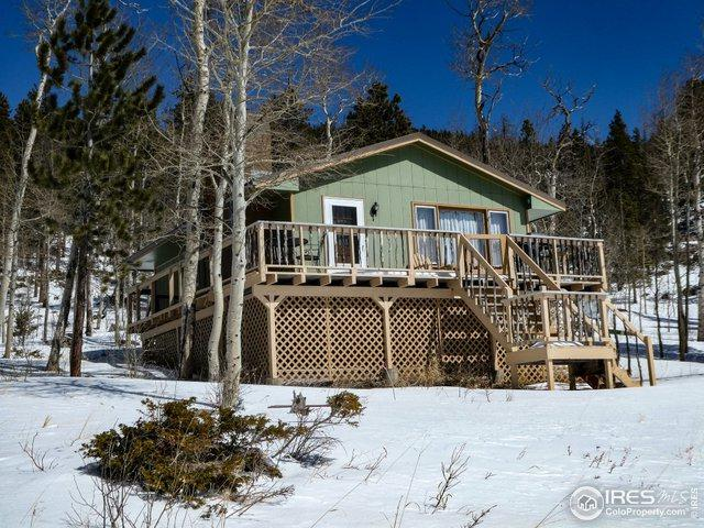 654 Jicarilla Trl, Red Feather Lakes, CO 80545 (MLS #875733) :: Kittle Real Estate