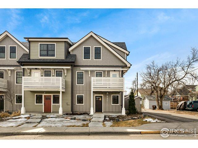 940 Elm St, Louisville, CO 80027 (MLS #875738) :: Hub Real Estate