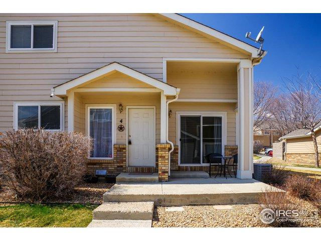 1601 Great Western Dr #4, Longmont, CO 80501 (MLS #875743) :: Downtown Real Estate Partners