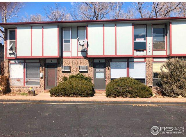 1715 Azalea Dr #2, Fort Collins, CO 80526 (#875749) :: The Dixon Group