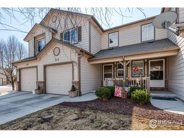 404 Audrey Dr, Loveland, CO 80537 (MLS #875830) :: Hub Real Estate