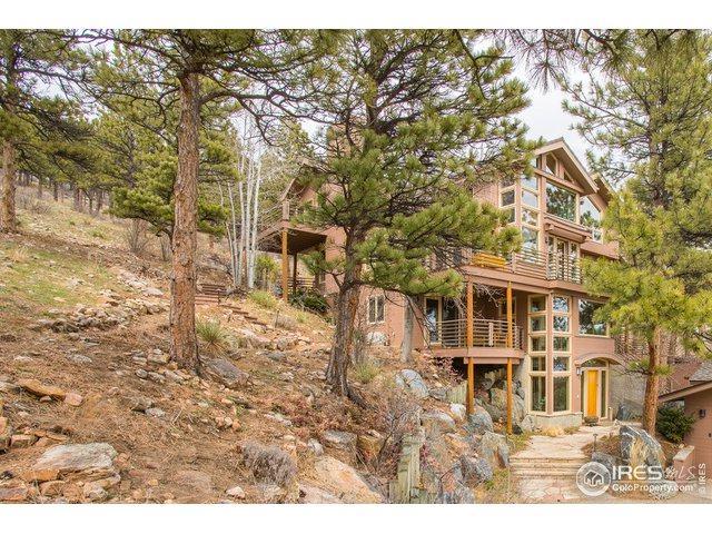 2881 N Lakeridge Trl, Boulder, CO 80302 (#875833) :: milehimodern