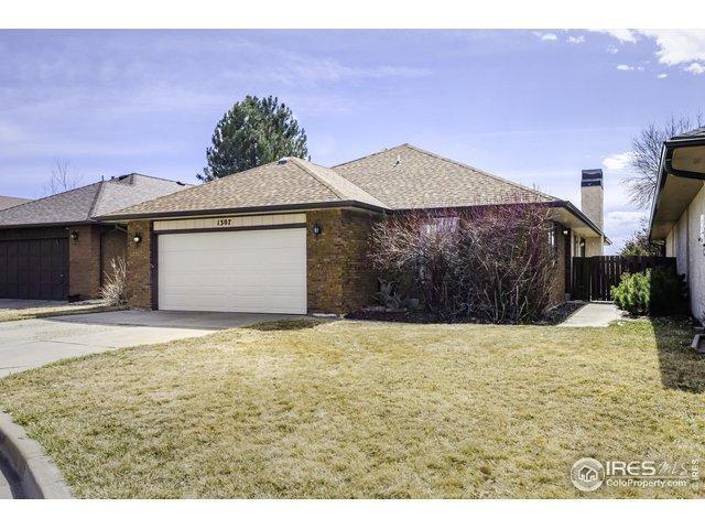 1307 E 4th Ave, Longmont, CO 80504 (MLS #875927) :: 8z Real Estate