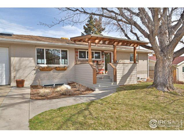 2805 Dartmouth Ave, Boulder, CO 80305 (MLS #875965) :: Downtown Real Estate Partners