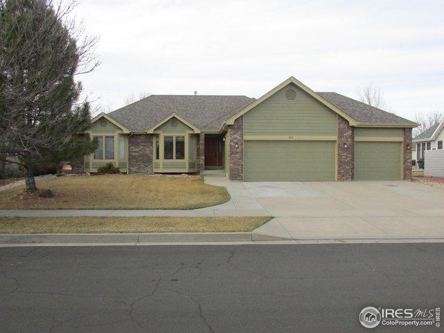 308 Poudre Bay, Windsor, CO 80550 (MLS #875984) :: Sarah Tyler Homes