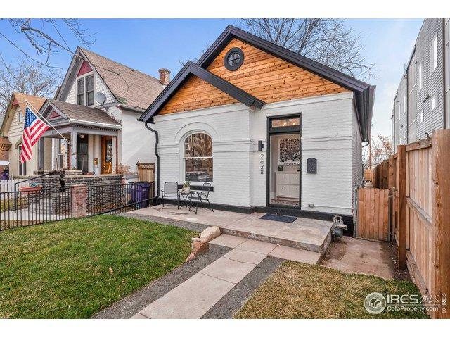 2628 N Clay St, Denver, CO 80211 (#876001) :: The Dixon Group