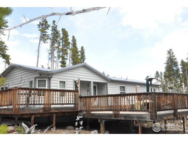 1091 Mosquito Dr, Red Feather Lakes, CO 80545 (MLS #876003) :: Kittle Real Estate