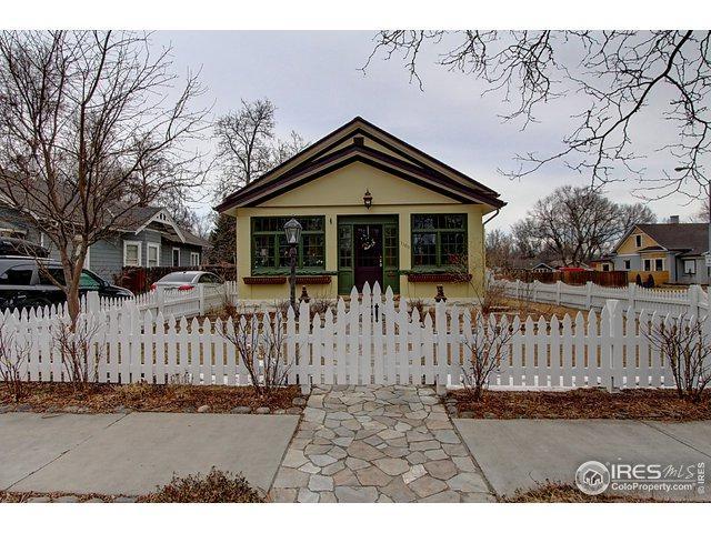 1100 W Oak St, Fort Collins, CO 80521 (MLS #876110) :: 8z Real Estate