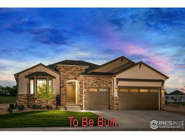 827 Shirttail Peak Dr, Windsor, CO 80550 (MLS #876138) :: Kittle Real Estate