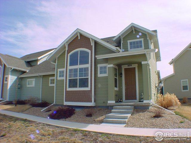 809 Evening Breeze Dr, Berthoud, CO 80513 (MLS #876165) :: Downtown Real Estate Partners