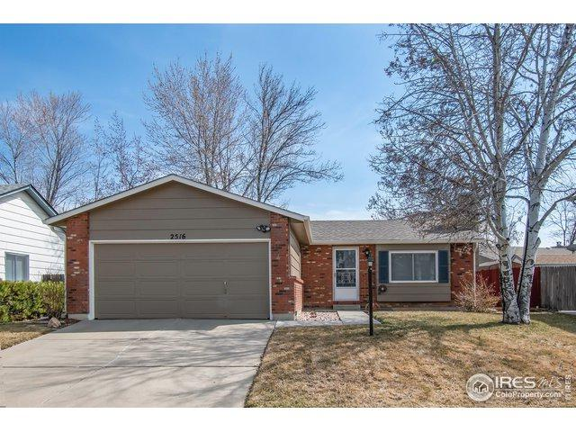 2516 Carla Dr, Loveland, CO 80537 (#876171) :: The Peak Properties Group