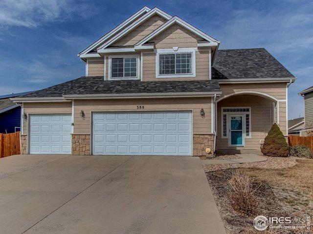 388 Bluegrass Ct, Windsor, CO 80550 (MLS #876174) :: J2 Real Estate Group at Remax Alliance