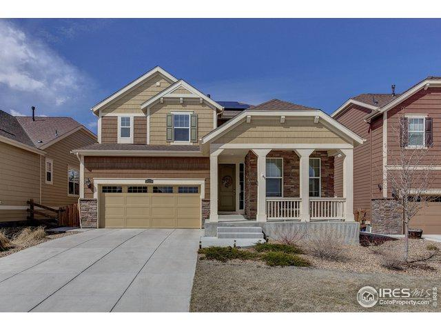18239 W 85th Dr, Arvada, CO 80007 (MLS #876228) :: Tracy's Team