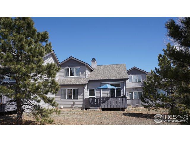 1437 Raven Cir B, Estes Park, CO 80517 (MLS #876238) :: Sarah Tyler Homes