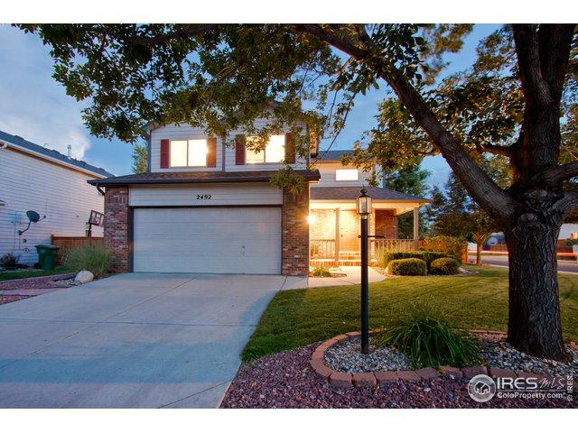 2492 Mary Beth Ct, Loveland, CO 80537 (#876249) :: The Dixon Group
