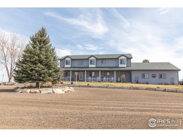 16600 Cavanaugh Rd, Keenesburg, CO 80643 (MLS #876265) :: 8z Real Estate