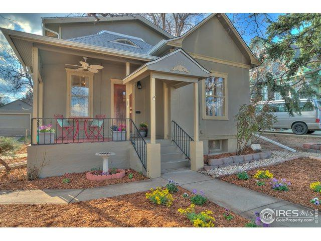 1009 Grant Ave, Louisville, CO 80027 (MLS #876291) :: Tracy's Team
