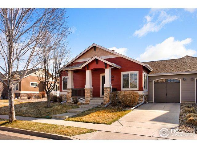 1021 Village Cir, Erie, CO 80516 (MLS #876471) :: Sarah Tyler Homes