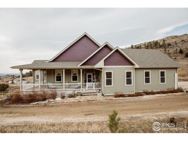 405 Moondance Way, Bellvue, CO 80512 (MLS #876545) :: Downtown Real Estate Partners