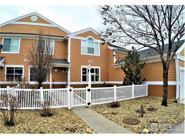 2155 Grays Peak Dr #101, Loveland, CO 80538 (MLS #876583) :: Downtown Real Estate Partners