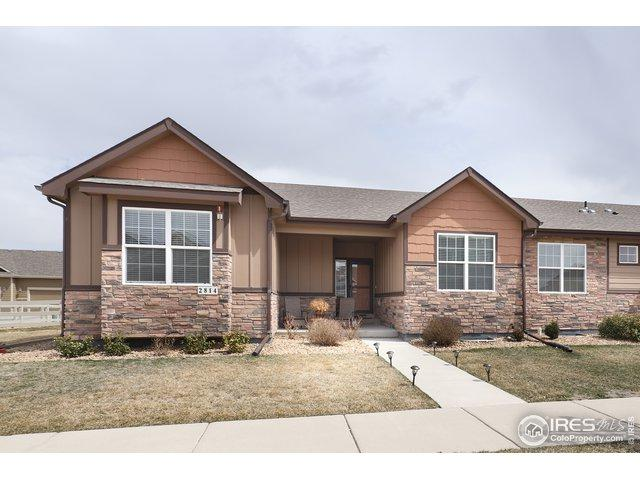 2814 Exmoor Ln, Fort Collins, CO 80525 (MLS #876738) :: Sarah Tyler Homes
