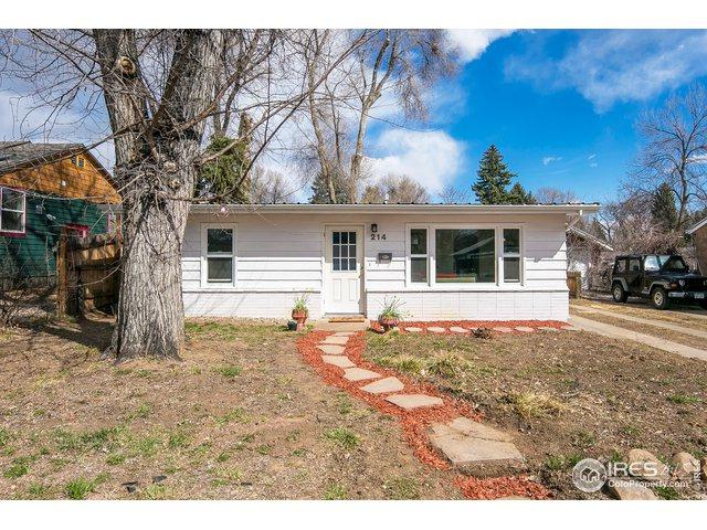 214 Fishback Ave, Fort Collins, CO 80521 (MLS #876821) :: J2 Real Estate Group at Remax Alliance