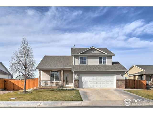 267 S 6th St Way, La Salle, CO 80645 (MLS #876826) :: June's Team