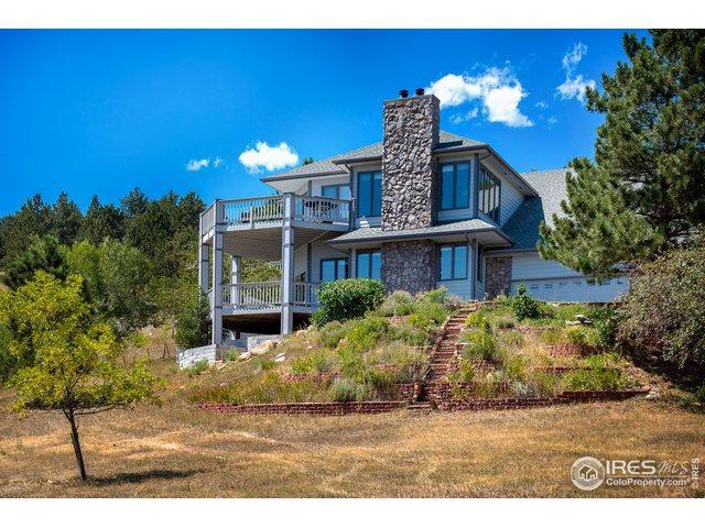 2721 N Lakeridge Trl, Boulder, CO 80302 (#876862) :: milehimodern