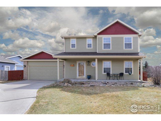 3312 Keeneland Way, Wellington, CO 80549 (MLS #876908) :: Tracy's Team