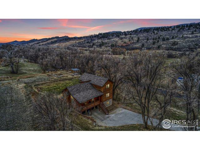 9408 Buckhorn Rd, Loveland, CO 80538 (#876916) :: The Peak Properties Group
