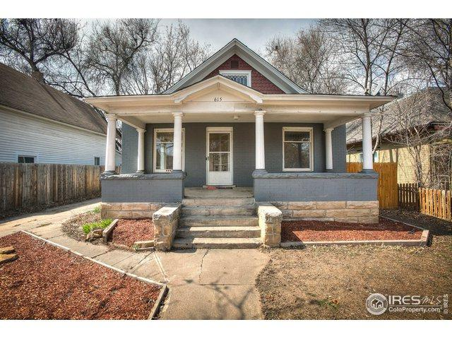 615 Mathews St, Fort Collins, CO 80524 (MLS #876918) :: Keller Williams Realty
