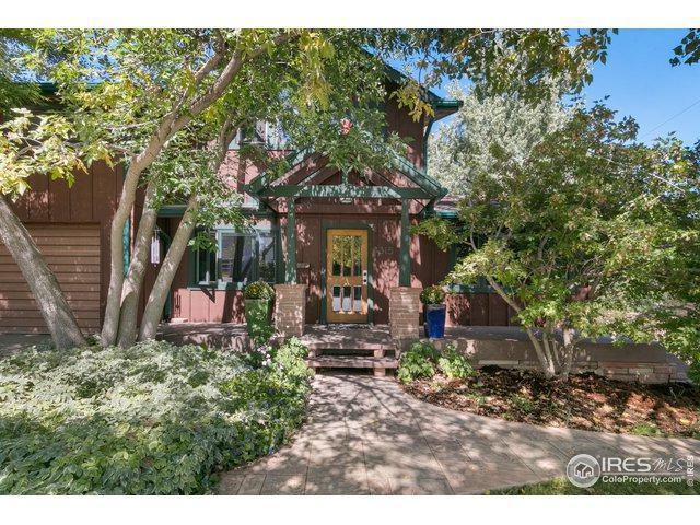 315 Evergreen Ave, Boulder, CO 80304 (MLS #876934) :: 8z Real Estate