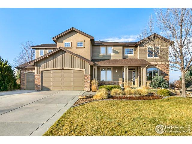 5375 Trade Wind Ct, Windsor, CO 80528 (MLS #876936) :: Tracy's Team
