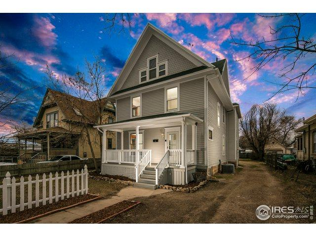 1122 6th St, Greeley, CO 80631 (MLS #876939) :: J2 Real Estate Group at Remax Alliance