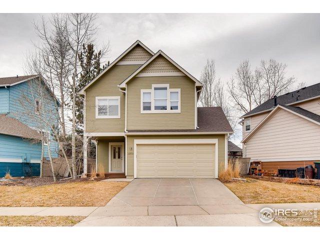 3859 Oakwood Dr, Longmont, CO 80503 (MLS #876966) :: Sarah Tyler Homes