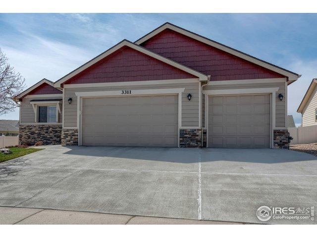 3311 San Carlo Ave, Evans, CO 80620 (MLS #876971) :: Hub Real Estate