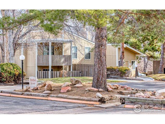8060 Niwot Rd 21E, Niwot, CO 80503 (MLS #876980) :: Sarah Tyler Homes