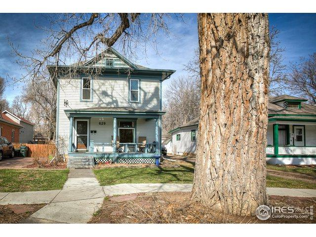 629 Mathews St, Fort Collins, CO 80524 (MLS #877017) :: Keller Williams Realty